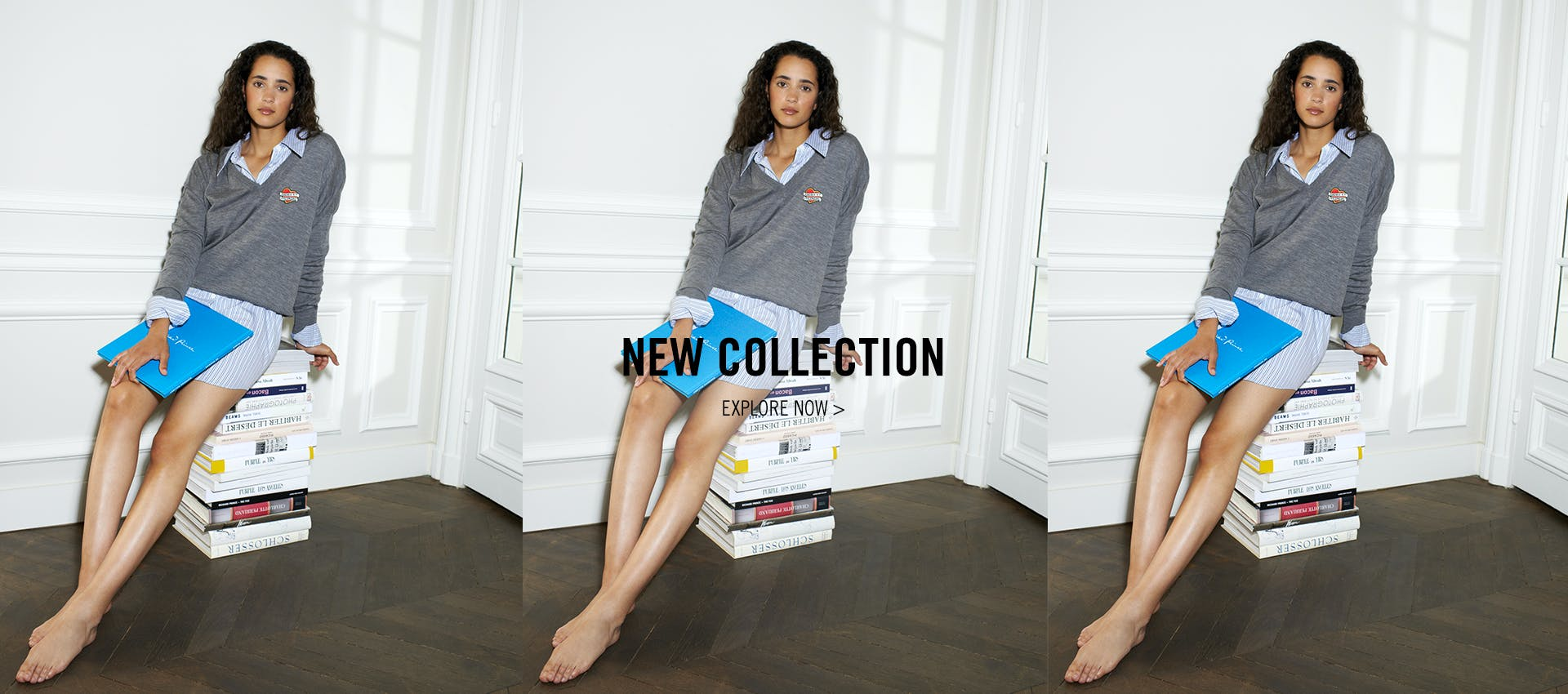 fw20 new collection HP Banner