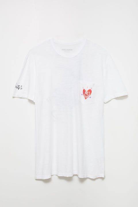 Jormi x Art Is Hope Stockholm T-Shirt
