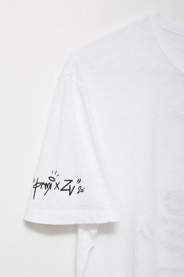Jormi x Art Is Hope Woop Slub T-Shirt