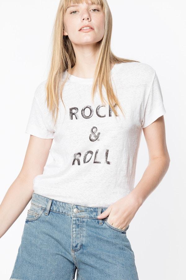 Walk Lin Rock and Roll T-Shirt