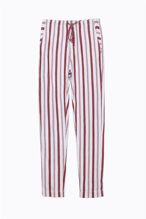 Paris Striped Pants
