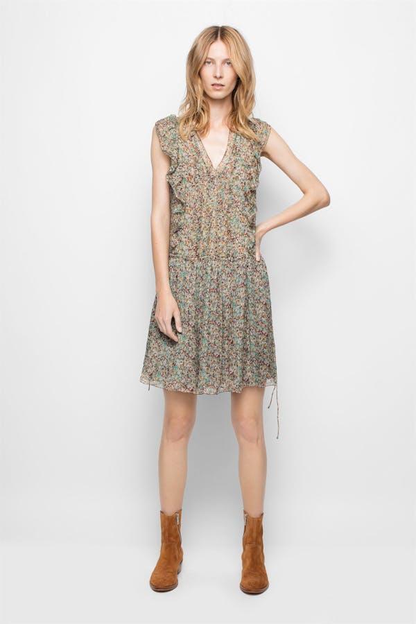 Rimana Print Deluxe Dress