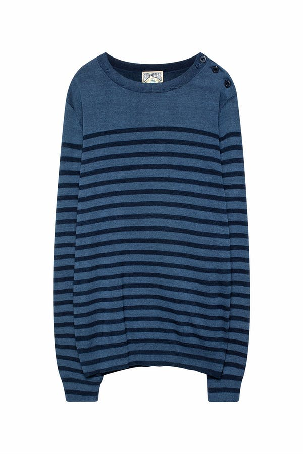 Kennedy Bis Indigo Sweater