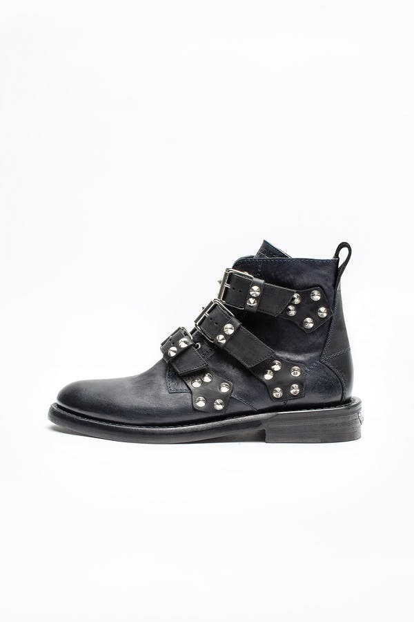Laureen Spikes Boots