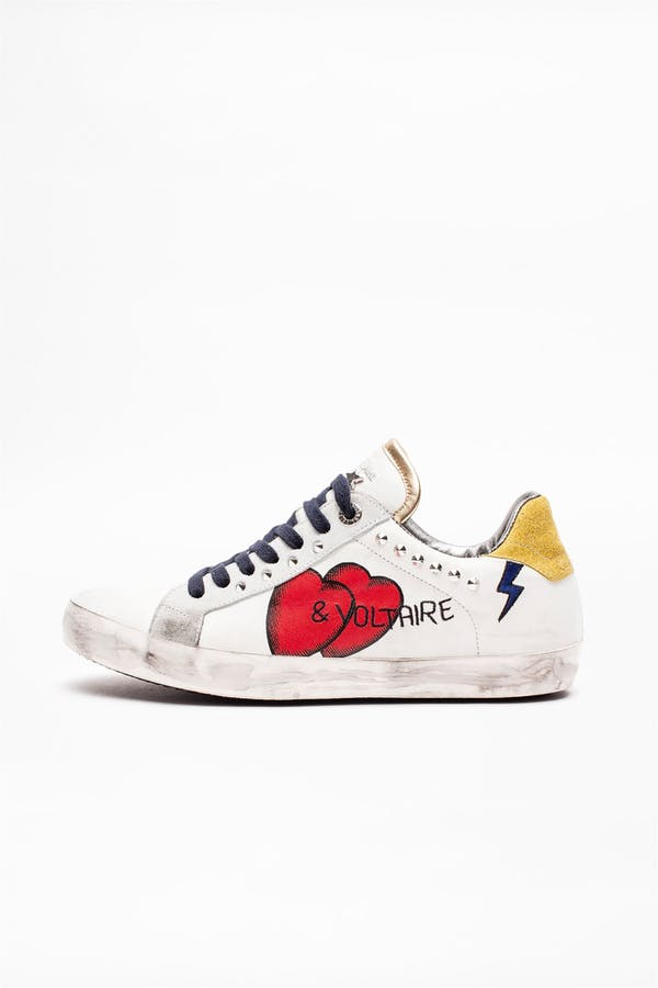 ZV1747 Used Sneakers