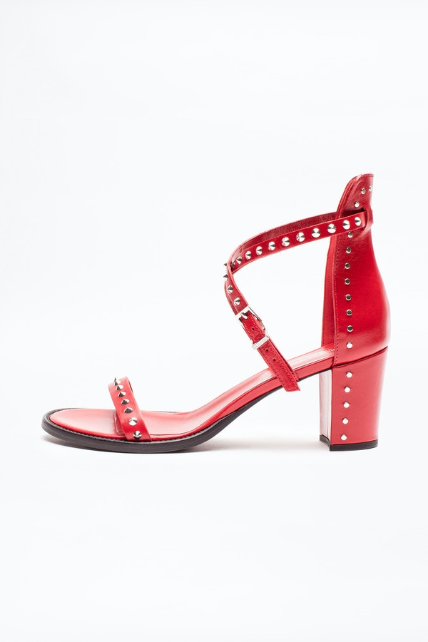 May Spikes Sandals