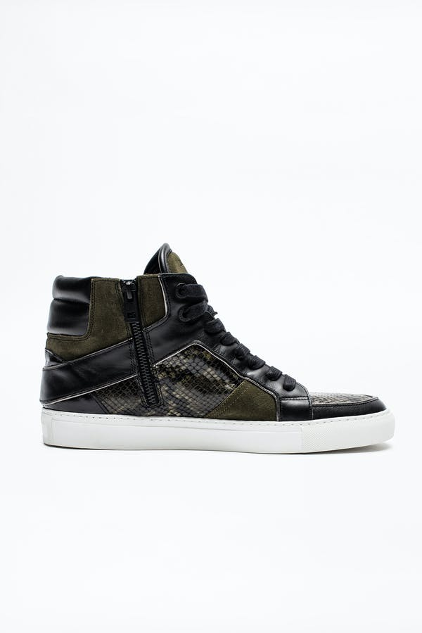 Zv1747 High Tone Men Sneakers