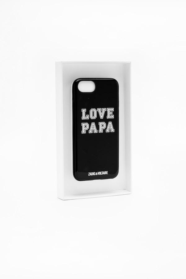 Love Papa Iphone Case