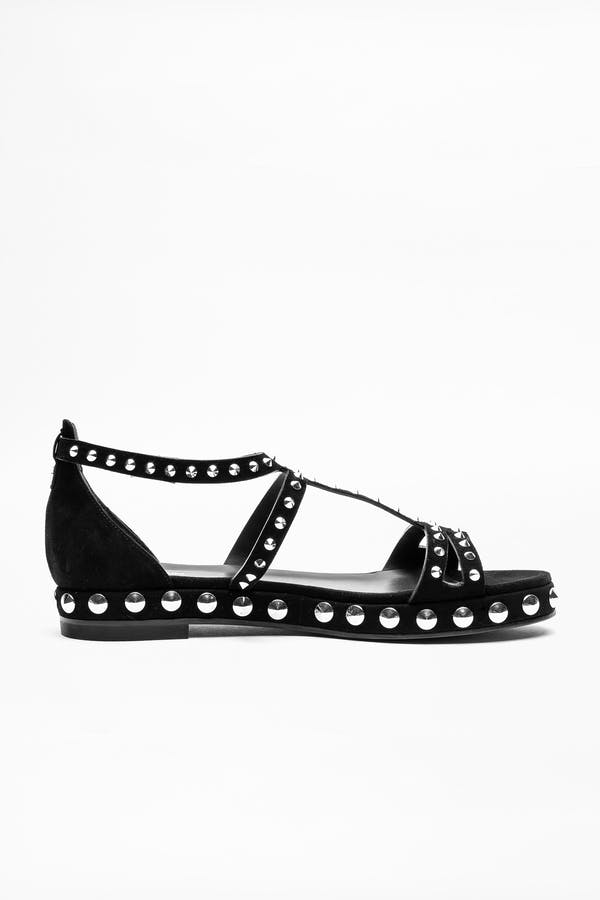Fame Spikes Sandals