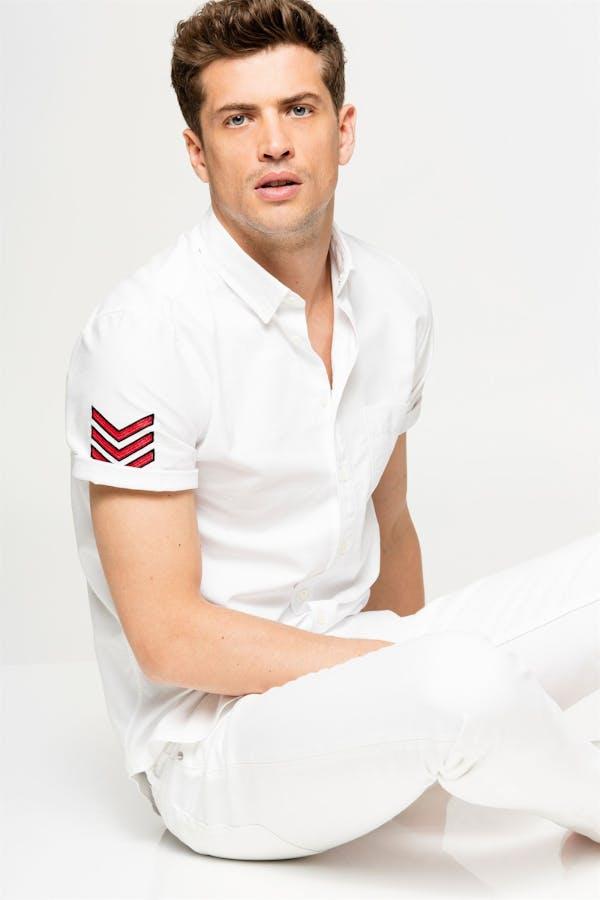 Shirt Swan Arrow