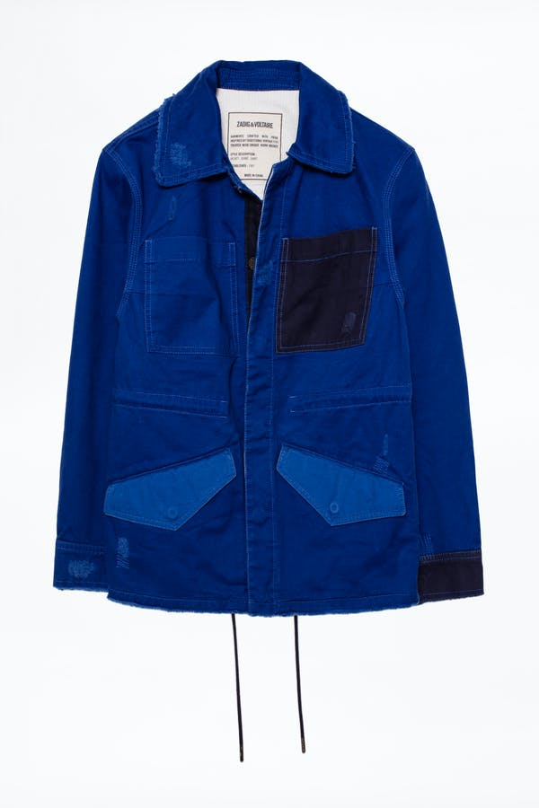 Kimi Grunge Jacket