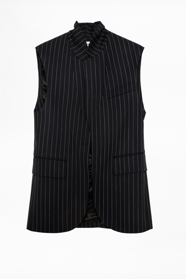Vex Stripes Blazer