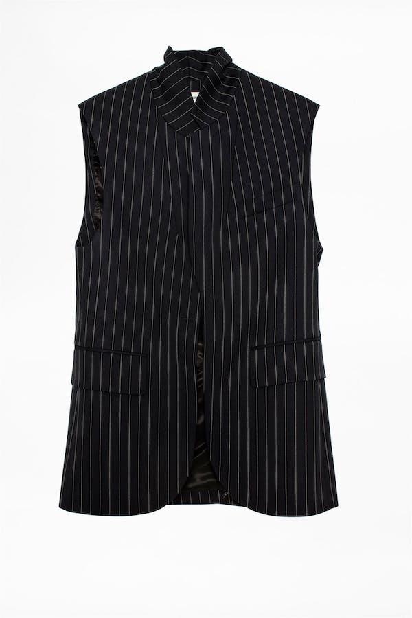 Vex Stripes Blazer