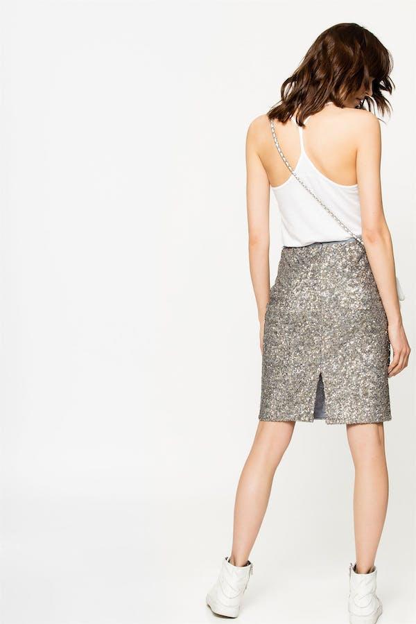 Joan Sequins Skirt