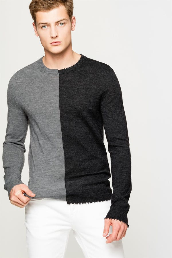Jeremy Mérinos Sweater