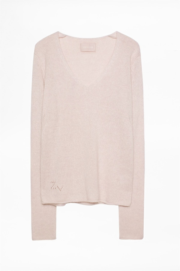 Nosfa Lurex Cachemire Sweater