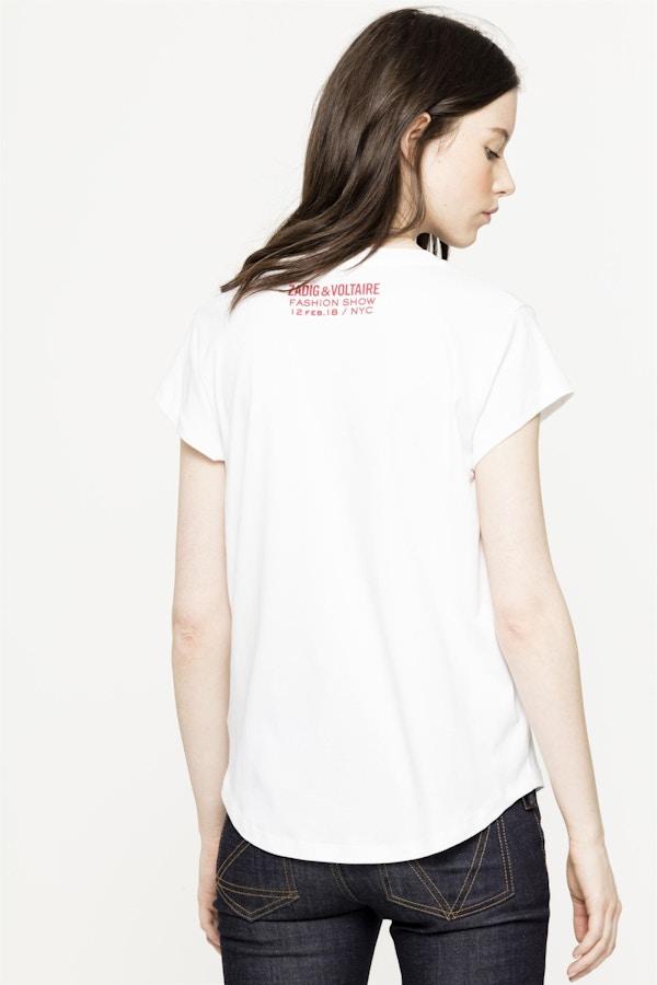 Zadig & Voltaire X Micol Sabbadini T-shirt