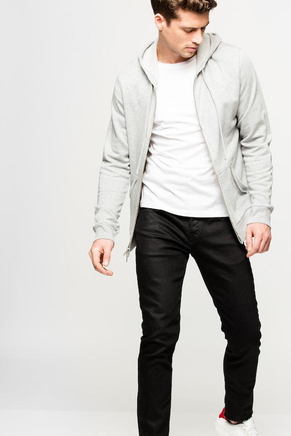 Moss Zip Sweatshirt