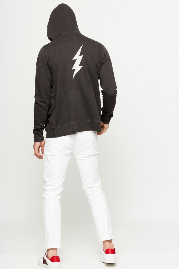 Moss Zip Sweatshirt