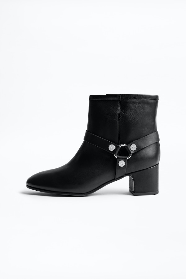 Trouble ankle boots