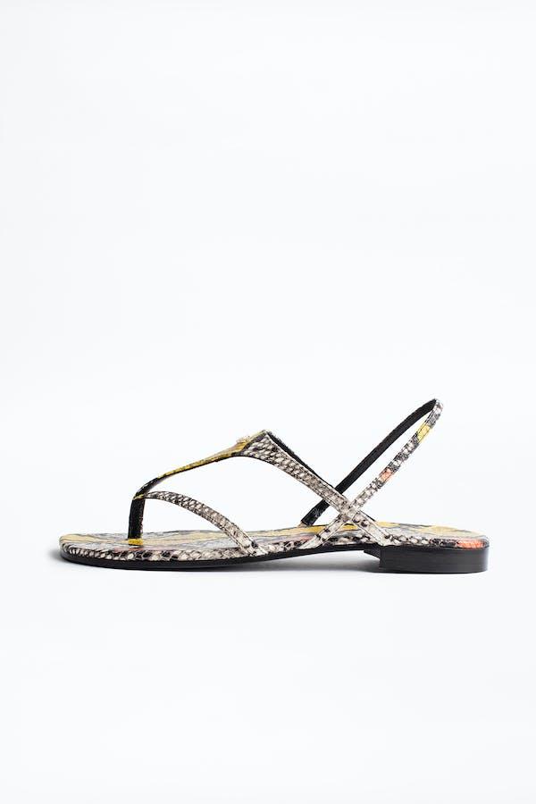 Dillon Wild sandals