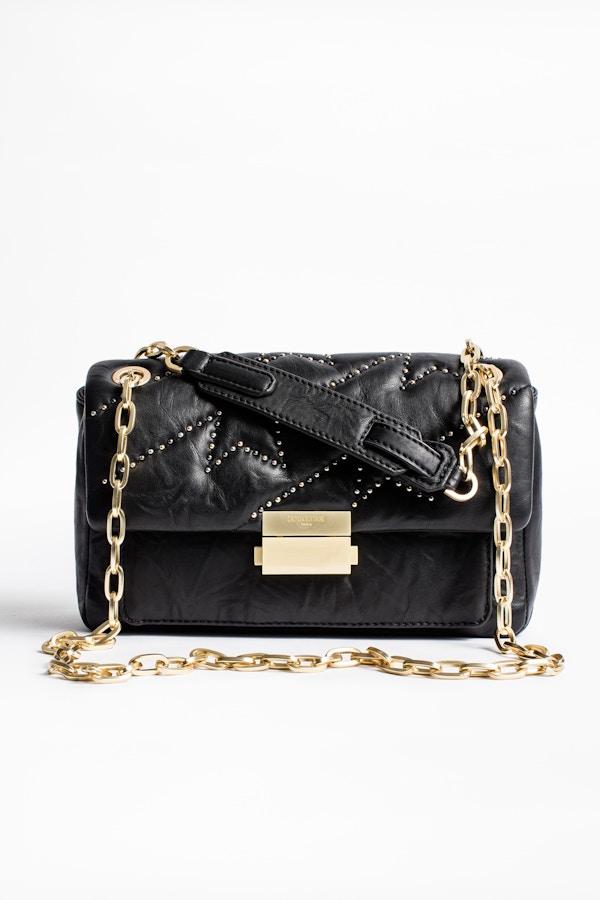 Ziggy Matelassé Clous bag
