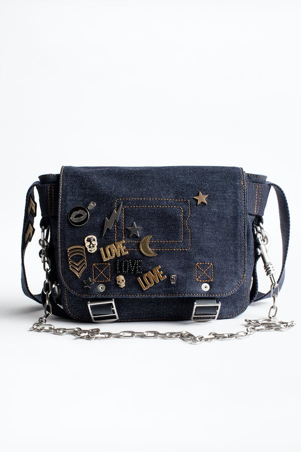 Ready-Made XS Denim bag