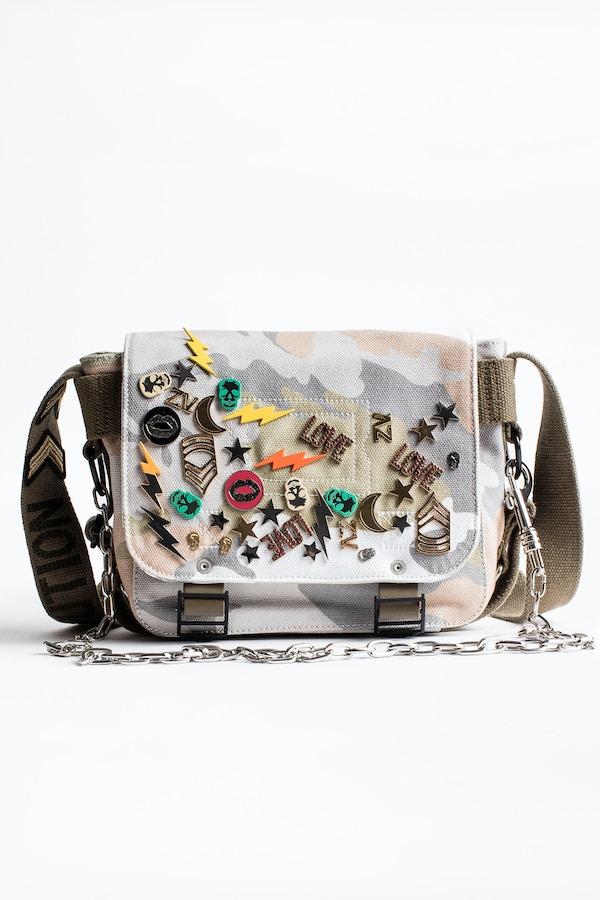 Ready-Made Canvas Camou bag
