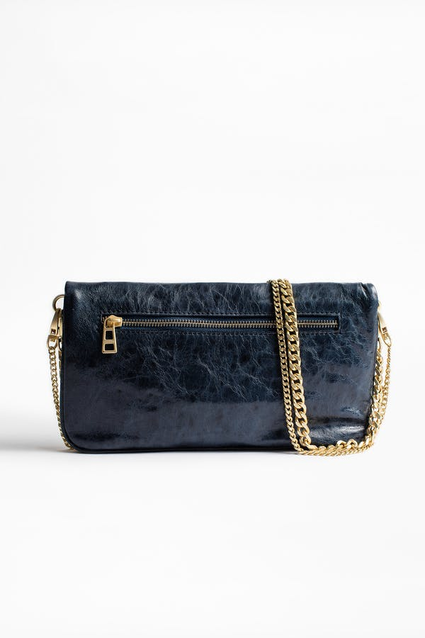 Rock Crush clutch bag