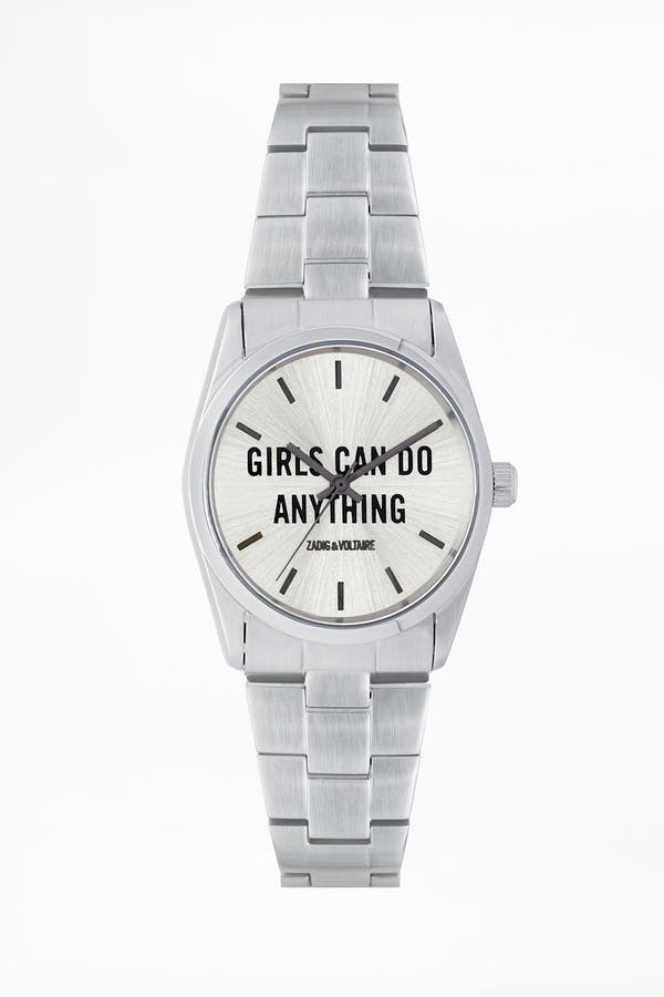 Timeless Girls Can Do Anything ZVT101 watch