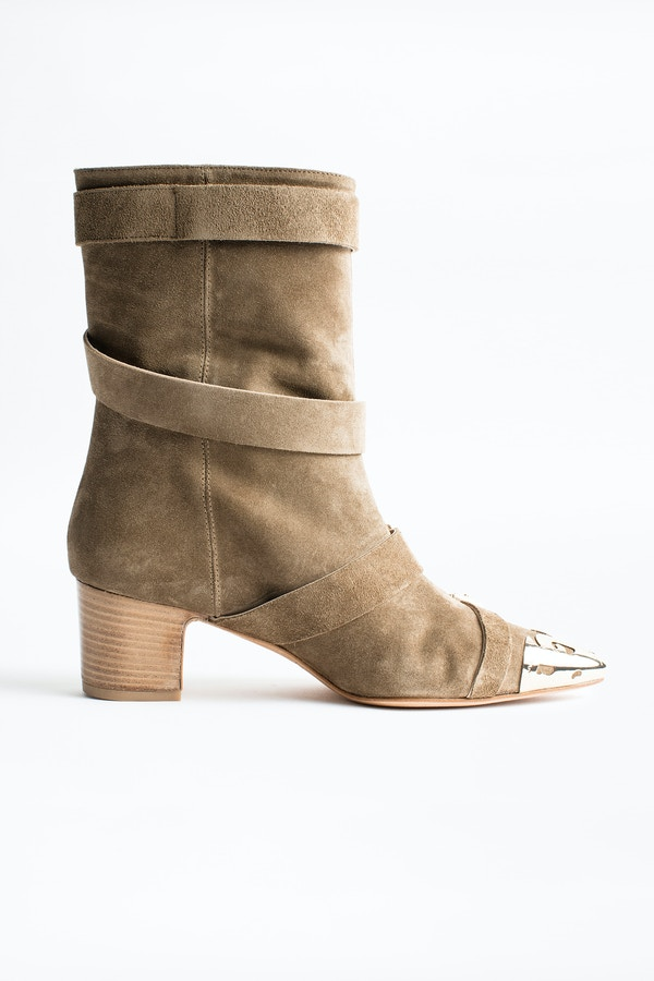 Dawn ankle boots