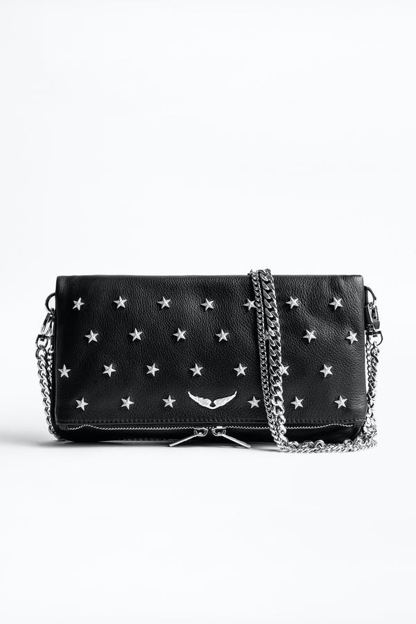 Rock Star clutch bag