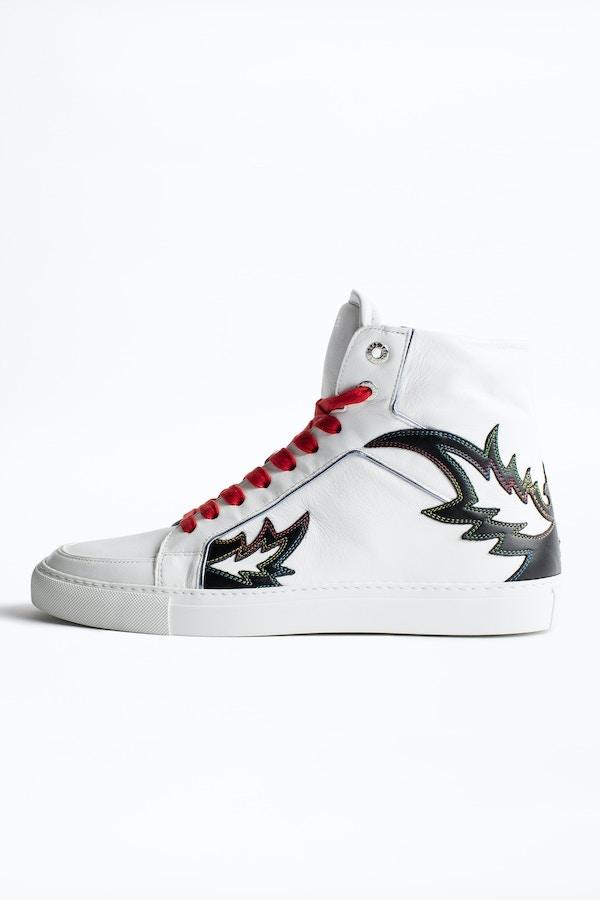 ZV1747 High Flame Men sneakers