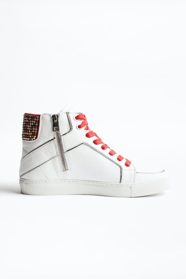 ZV1747 High Flash Leo sneakers