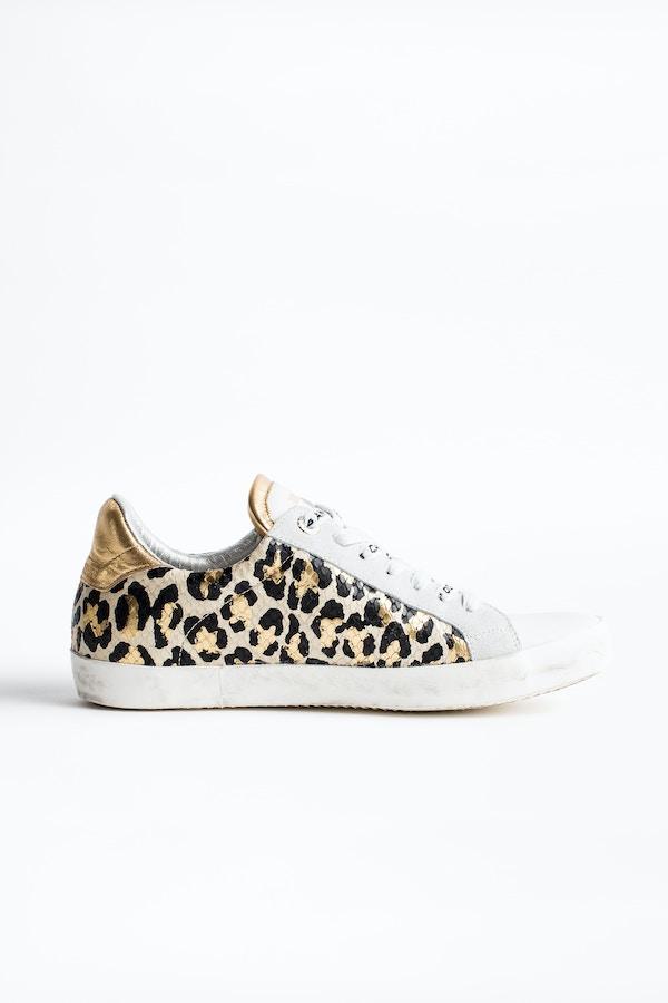 Zadig Leo Wild sneakers