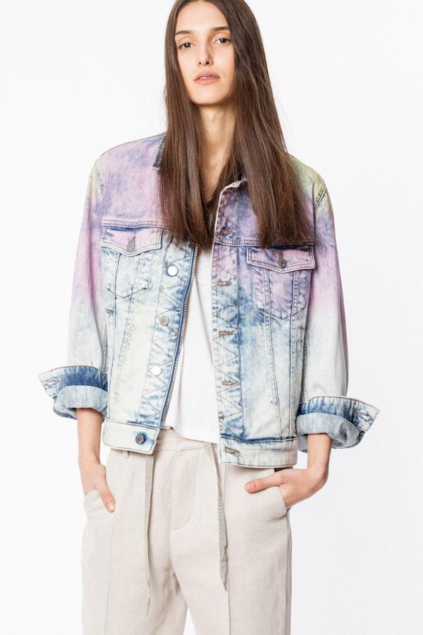 Kase Tie & Dye Jacket