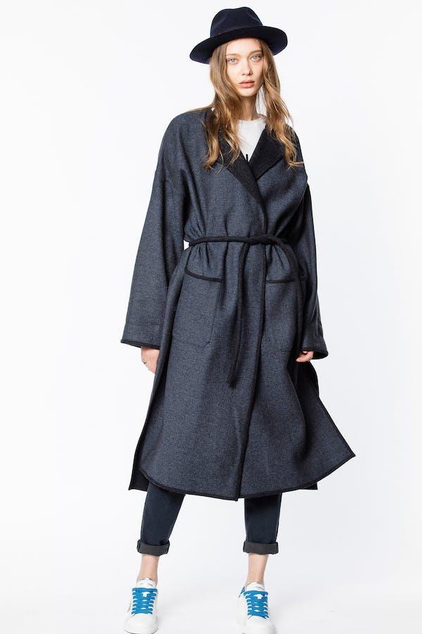 Mood coat