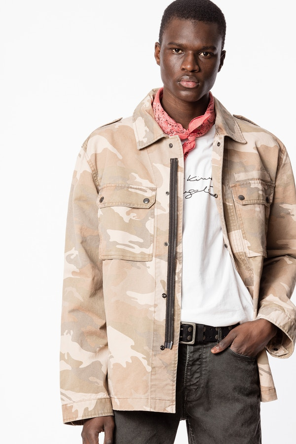 Berne Camou Jacket