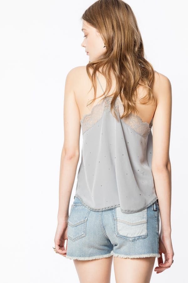 Christy Strass Camisole