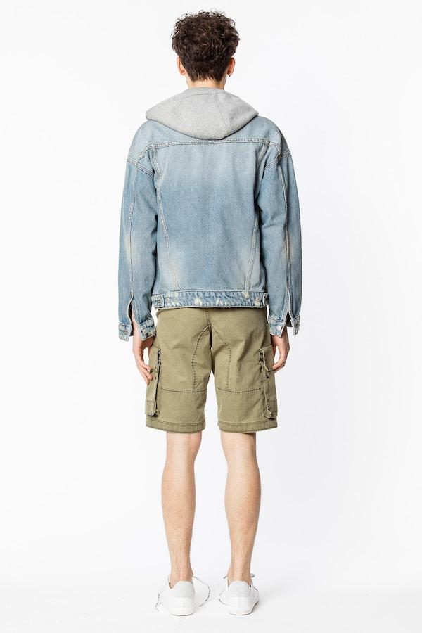 Beny Hood Jacket