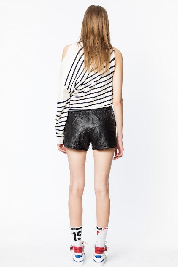 Salto Crinkled Shorts