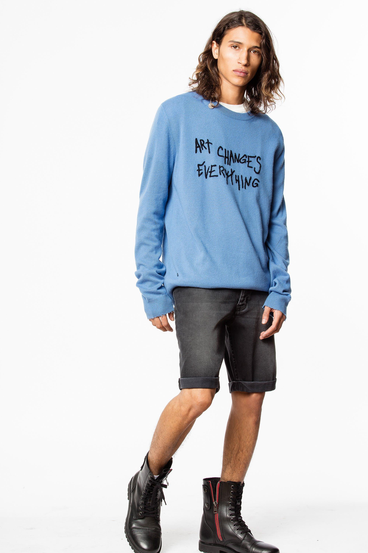 ZADIG&VOLTAIRE Liam Bis Cachemire sweater