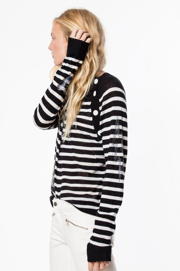 Reglis Stripe sweater