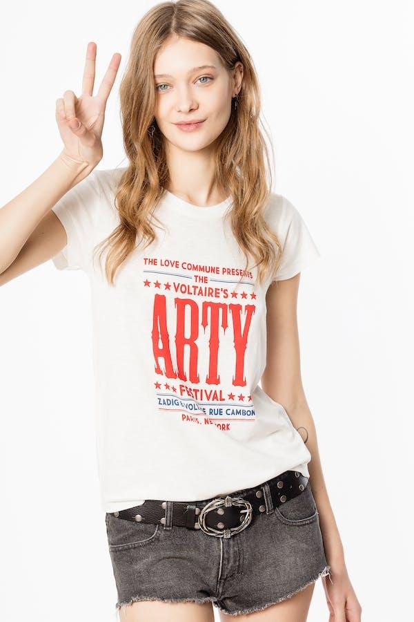 Skinny Festival T-shirt