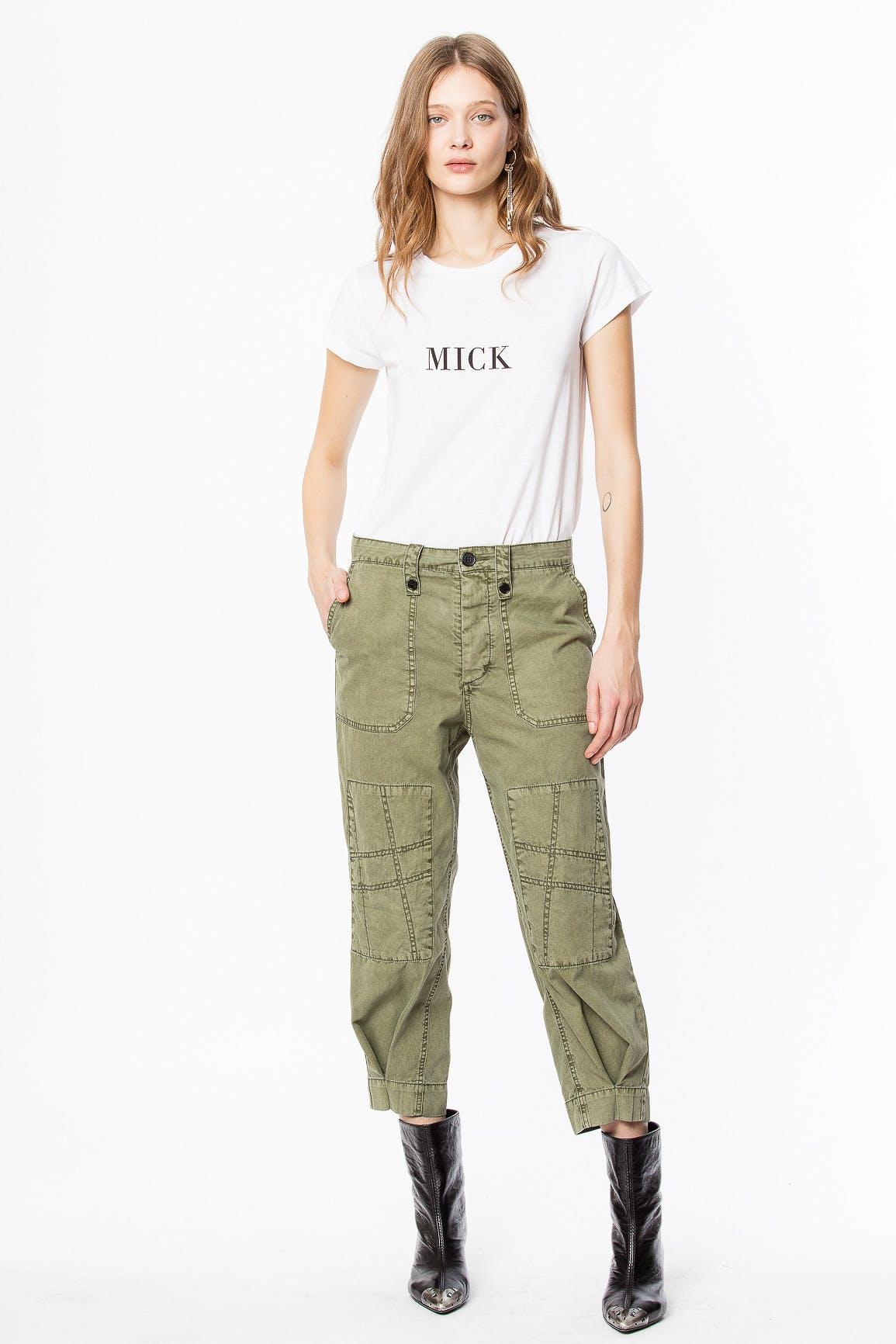 ZADIG&VOLTAIRE Skinny Mick T-shirt