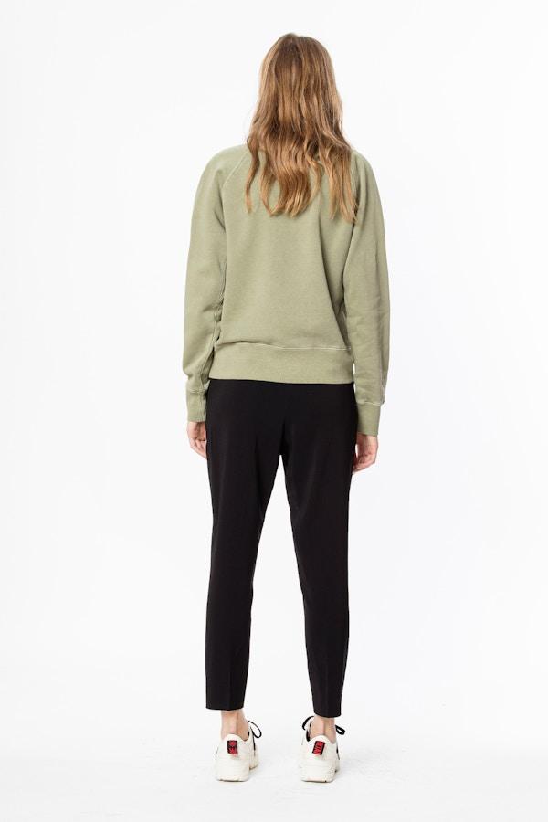 Upper Brodé Palm sweatshirt