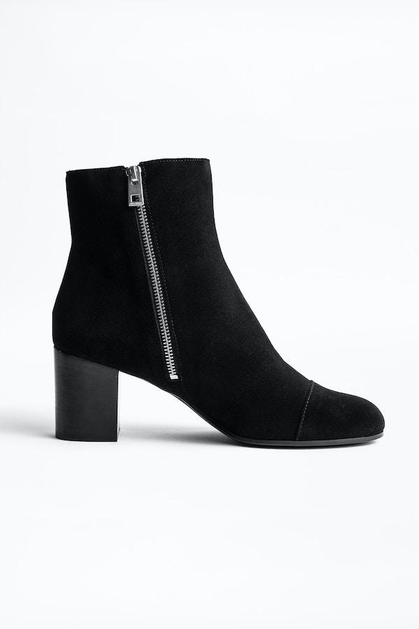 Lena  Studs Boots