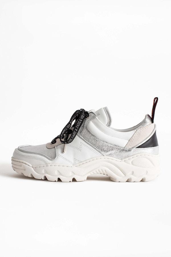 Blaze Metallic Sneakers