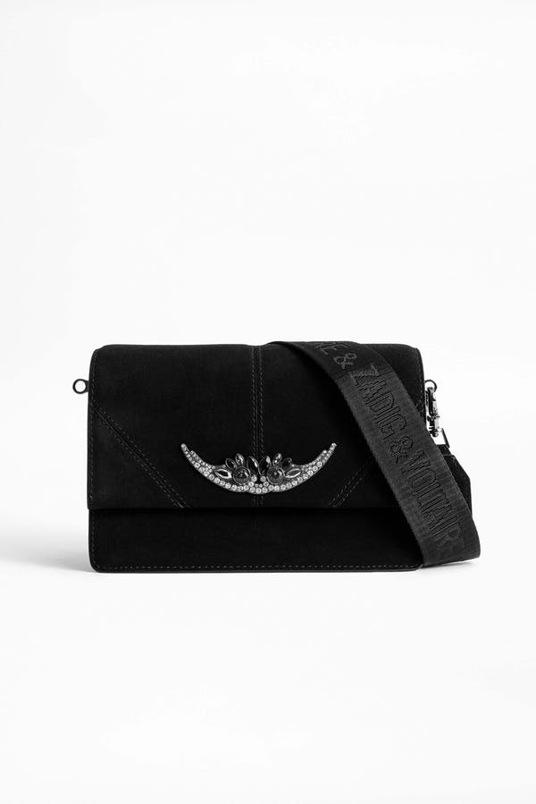 Lolita Suede Jewel Bag