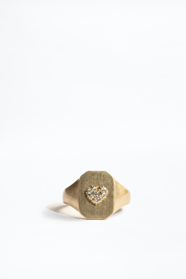 Heart Declaration Ring